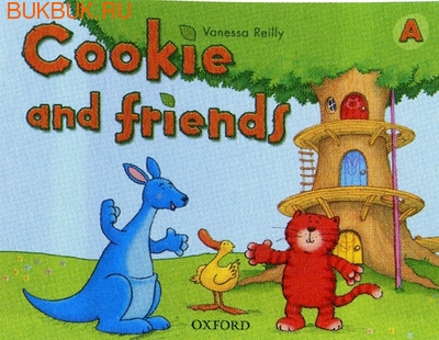 Oxford COOKIE AND FRIENDS (фото, вид 1)