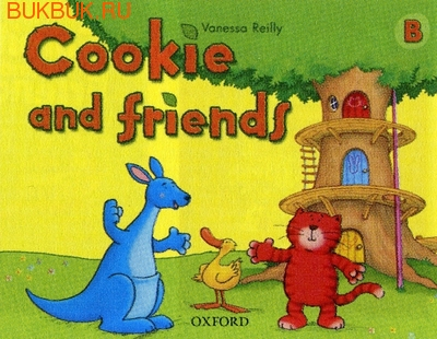 Oxford COOKIE AND FRIENDS (фото, вид 2)