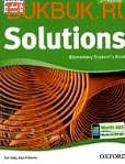 Oxford SOLUTIONS 2ND EDITION (фото, вид 1)