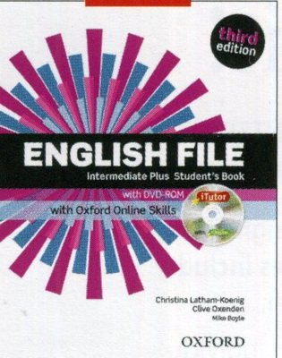 Oxford ENGLISH FILE THIRD EDITION (фото, вид 3)