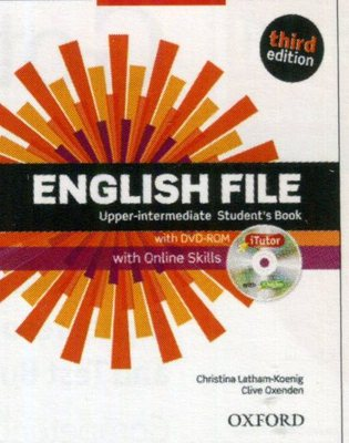 Oxford ENGLISH FILE THIRD EDITION (фото, вид 4)