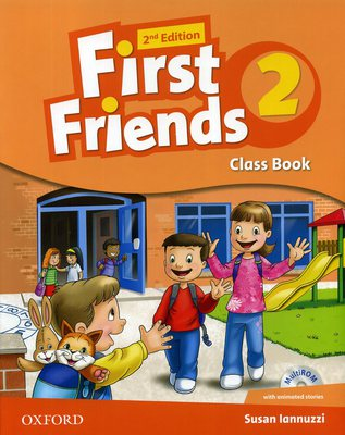 Oxford FIRST FRIENDS SECOND EDITION (фото, вид 1)