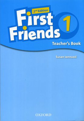 Oxford FIRST FRIENDS SECOND EDITION (фото, вид 2)