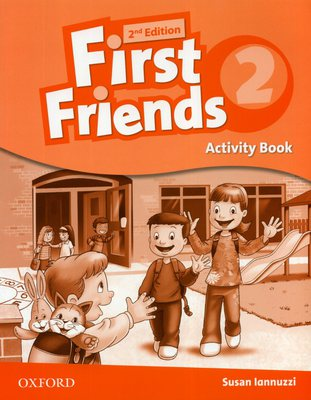 Oxford FIRST FRIENDS SECOND EDITION (фото, вид 3)