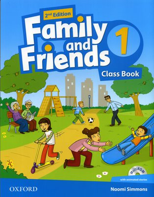 Oxford FAMILY AND FRIENDS SECOND EDITION (фото, вид 1)
