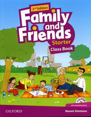 Oxford FAMILY AND FRIENDS SECOND EDITION (фото, вид 2)