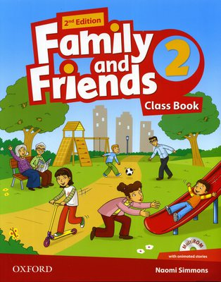 Oxford FAMILY AND FRIENDS SECOND EDITION (фото, вид 3)
