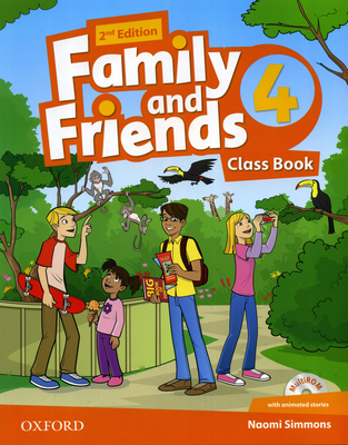 Oxford FAMILY AND FRIENDS SECOND EDITION (фото, вид 4)