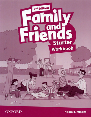Oxford FAMILY AND FRIENDS SECOND EDITION (фото, вид 6)