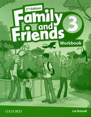 Oxford FAMILY AND FRIENDS SECOND EDITION (фото, вид 8)