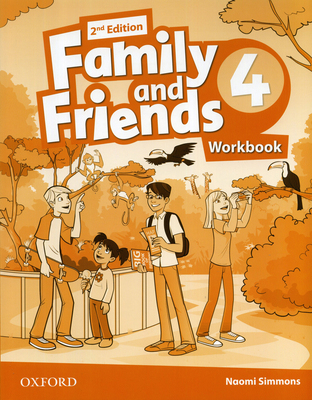 Oxford FAMILY AND FRIENDS SECOND EDITION (фото, вид 9)