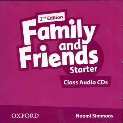 Oxford FAMILY AND FRIENDS SECOND EDITION (фото, вид 10)