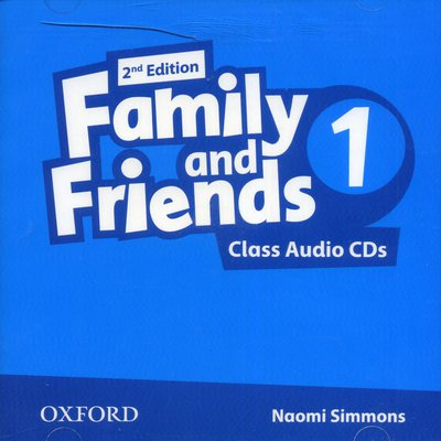 Oxford FAMILY AND FRIENDS SECOND EDITION (фото, вид 11)