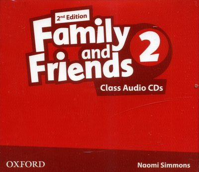 Oxford FAMILY AND FRIENDS SECOND EDITION (фото, вид 12)