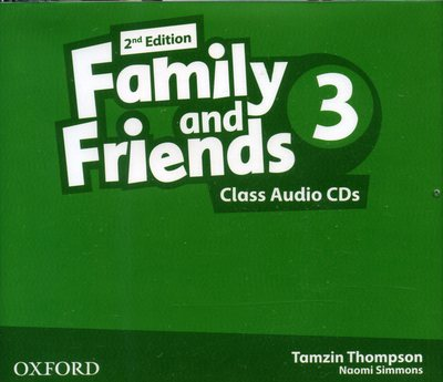 Oxford FAMILY AND FRIENDS SECOND EDITION (фото, вид 13)