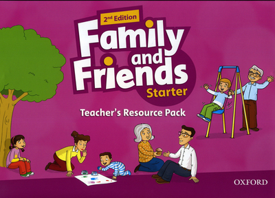 Oxford FAMILY AND FRIENDS SECOND EDITION (фото, вид 15)