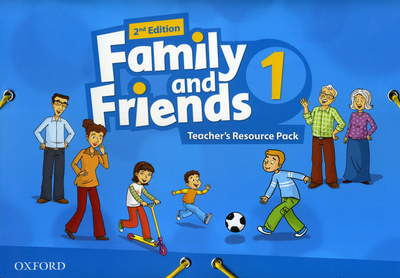 Oxford FAMILY AND FRIENDS SECOND EDITION (фото, вид 16)