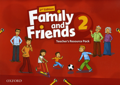 Oxford FAMILY AND FRIENDS SECOND EDITION (фото, вид 17)