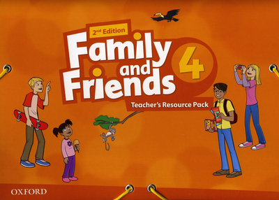 Oxford FAMILY AND FRIENDS SECOND EDITION (фото, вид 19)