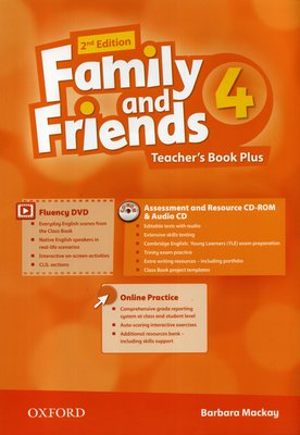 Oxford FAMILY AND FRIENDS SECOND EDITION (фото, вид 21)