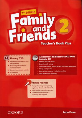Oxford FAMILY AND FRIENDS SECOND EDITION (фото, вид 22)