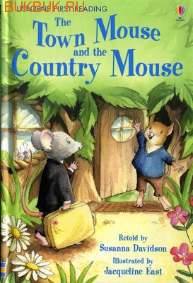 USBORNE THE TOWN MOUSE AND THE COUNTRY MOUSE