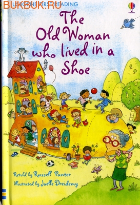 USBORNE THE OLD WOMAN WHO LIVED IN A SHOE