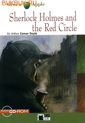 BLACK CAT - CIDEB SHERLOCK HOLMES AND THE RED CIRCLE