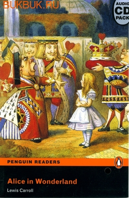 PENGUIN ALICE IN WONDERLAND