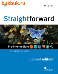 MACMILLAN STRAIGHTFORWARD SECOND EDITION (фото)