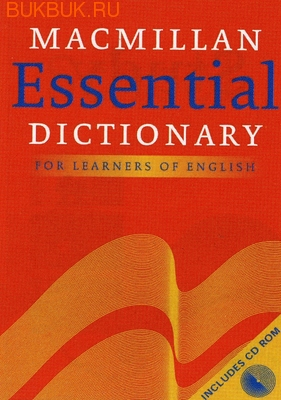 MACMILLAN MACMILLAN ESSENTIAL DICTIONARY