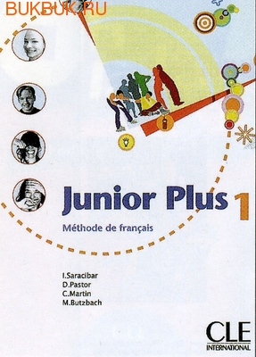 CLE INTERNATIONAL JUNIOR PLUS (фото)