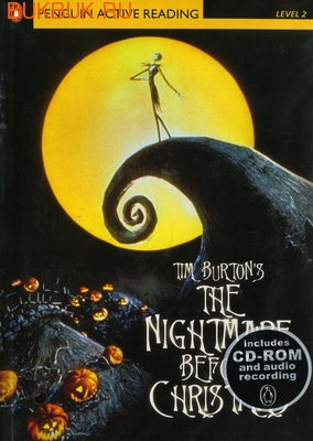 PENGUIN THE NIGHTMARE BEFORE CHRISTMAS