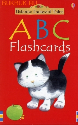 USBORNE ABC FLASHCARDS