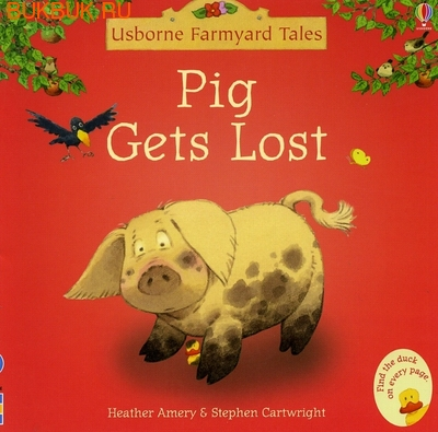 USBORNE PIG GETS LOST