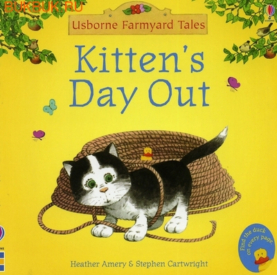 USBORNE KITTEN'S DAY OUT