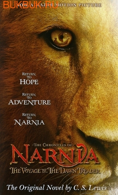 Harper Collins THE CHRONICLES OF NARNIA. THE VOYAGE OF THE DAWN TREADER.