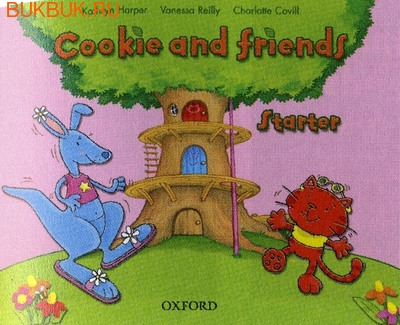 Oxford COOKIE AND FRIENDS
