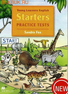 MACMILLAN YOUNG LEARNERS ENGLISH PRACTICE TESTS (фото)