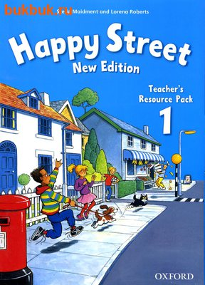 Oxford HAPPY STREET NEW EDITION