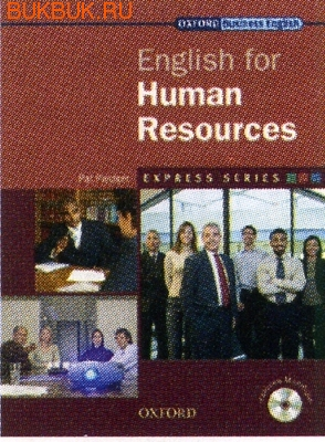 Oxford ENGLISH FOR HUMAN RESOURCES