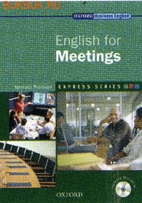 Oxford ENGLISH FOR MEETINGS