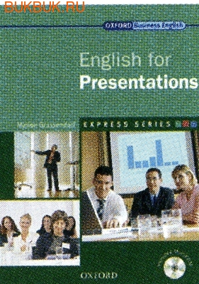 Oxford ENGLISH FOR PRESENTATIONS