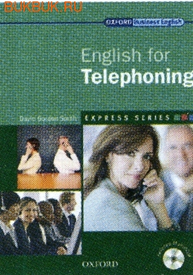 Oxford ENGLISH FOR TELEPHONING