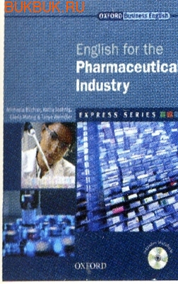 Oxford ENGLISH FOR PHARMACEUTICAL INDUSTRY