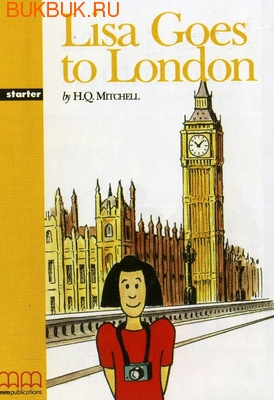 MM PUBLICATIONS LISA GOES TO LONDON