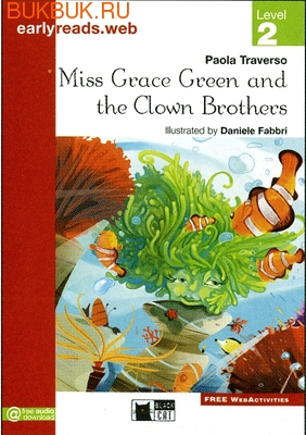 BLACK CAT - CIDEB MISGRACE GREEN AND THE CLOWN BROTHERS