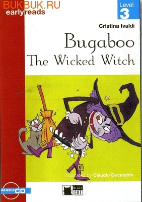 BLACK CAT - CIDEB BUGABOO THE WICKED WITCH