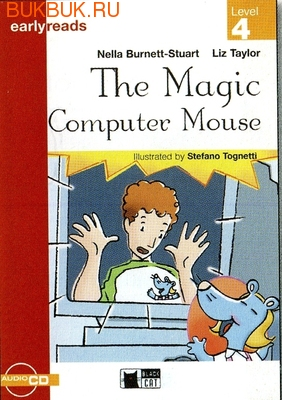 BLACK CAT - CIDEB THE MAGIC COMPUTER MOUSE