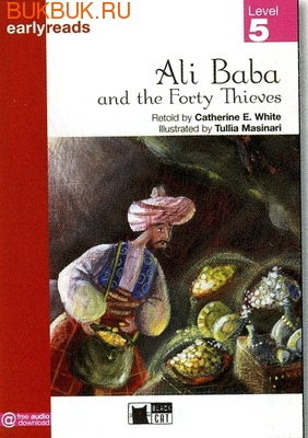 BLACK CAT - CIDEB ALI BABA AND THE FORTY THIEVES